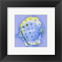 Framed Spotted Fish