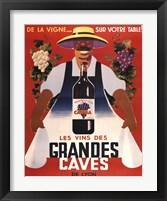 Framed Grandes Caves