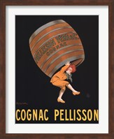 Framed Cognac Pellisson