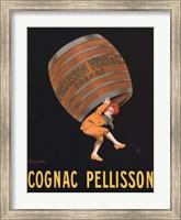 Framed Cognac Pellisson