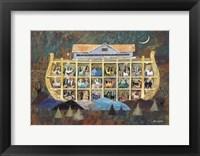 Framed Story of Noah's Ark