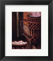 Framed Still Life with Coffee IV