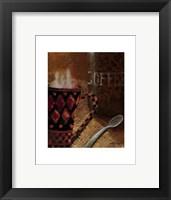 Framed Still Life with Coffee II