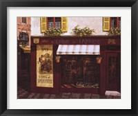Framed Oldest Wine Store
