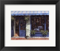 Framed Cafe Royal
