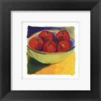 Holy Tomato Framed Print