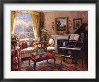 Framed Music Room