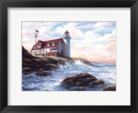 Framed Point Betsie Light