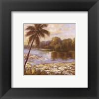 Framed Island Tropics l