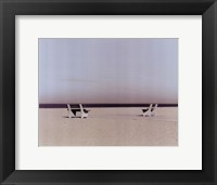 Framed Bench: Smithtown, NY