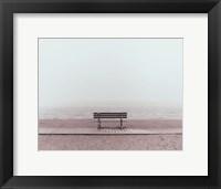 Framed Bench: Westport, CT