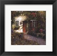 Framed Peaceful Entry