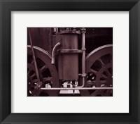 Framed Trains De La France IV