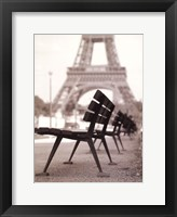 Framed Rendezvous A Paris
