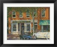 Framed Spring Street II