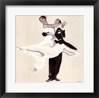 Framed Tango Four