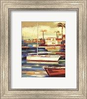 Framed Bay Breeze I