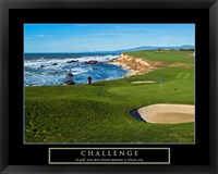 Framed Challenge - Golf