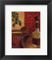 Framed Essence of the Meal III