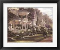 Framed Minns House