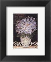 Framed Hydrangeas Of Lyon