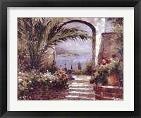 Framed Rose Arch