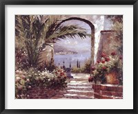Framed Rose Arch