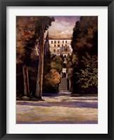 Framed Tuscan Splendor