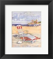Framed At The Seaside - Mini