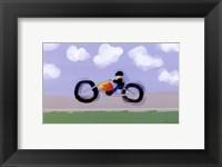 Framed Chopper