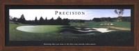 Framed Precision - Golf