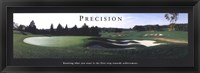 Framed Precision - Golf