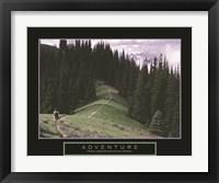 Framed Adventure - Hiker