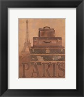 Framed Travel - Paris
