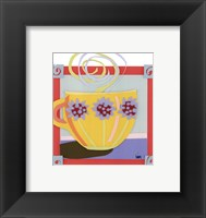 Framed Cup of Joy III