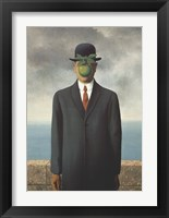 Framed Son Of Man