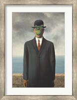 Framed Son Of Man