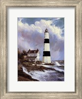 Framed Coastal Beacon
