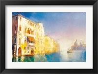 Framed Palazzi, Grand Canal