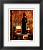 Beer 3 Framed Print