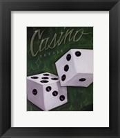 Framed Casino Royale