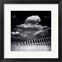 Framed Summer Cloud
