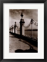 Water View Framed Print