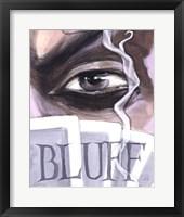 Framed Bluff
