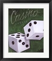 Casino Royale Framed Print