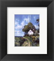 Framed Fisherman's Cottage