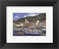 Framed Portofino