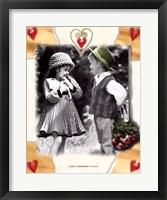 Framed My Valentine