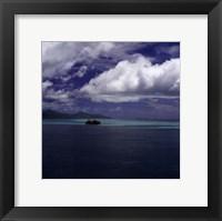 Island Sanctuary Framed Print