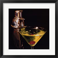 Framed Appletini